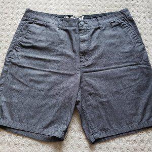 Hurley Casual Flat Front shorts EUC